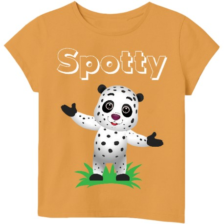 Spotty Kid's T-Shirt