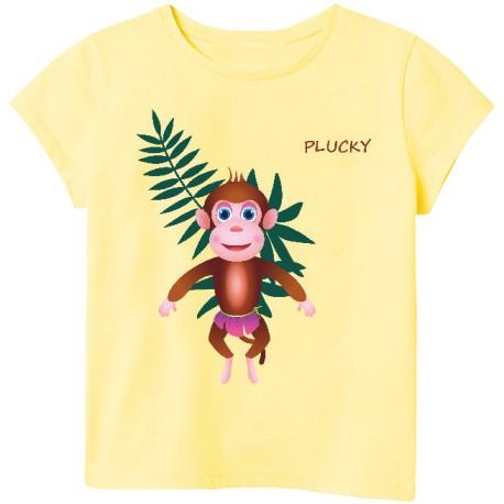 Plucky Kid's T-Shirt