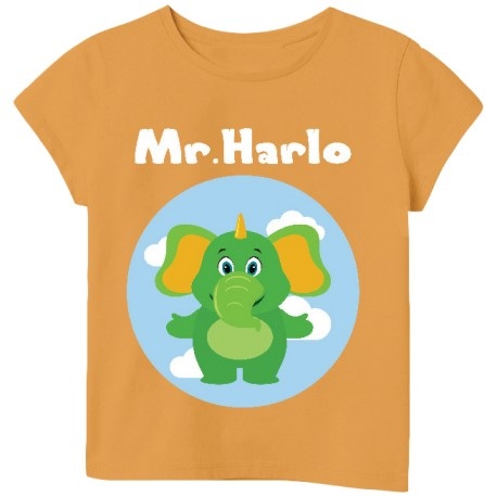 Mr. Harlo Kid's T-Shirt