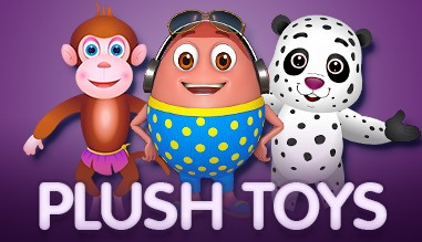 ChuChu TV Plush Toys Products